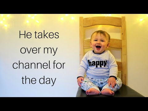DAY IN THE LIFE OF A BABY || Why Babies Don't Need Toys