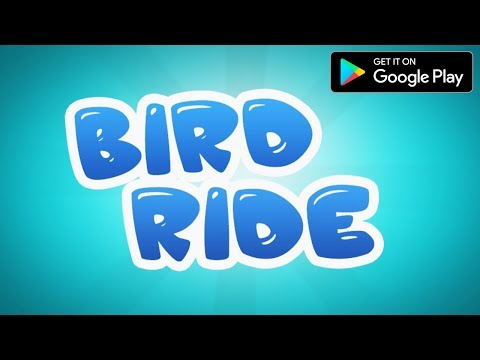 Bird Ride Gameplay Trailer | New Challenging Game On Google Play Store