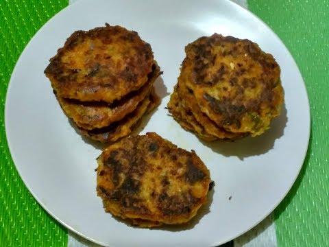 ചോറുകൊണ്ട് നല്ലൊരു സ്നാക് / Snack Using Cooked Rice / No - 295