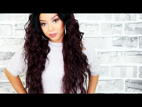 WELL MY BAD... | MODEL MODEL LACE FRONT WIG DREAM 28