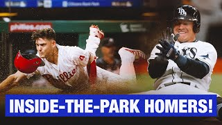 All 2019 Inside-the-Park Home Runs! (Arguably the best play in baseball)