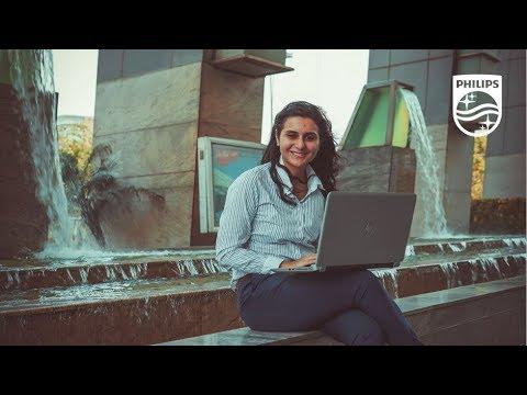Internship experiences at Philips India