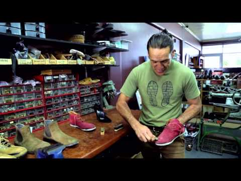 Cleaning Suede Shoes