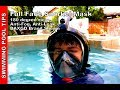 Full Face Snorkel Mask by DAXGD: 180 Degree View,  Anti-Fogging and  Anti-Leak -$40