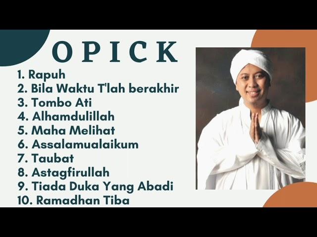 Download Full Album Lagu Religi Opick | Lagu Terbaik | Best Songs of Opick (Bantu Subscribe🙏🏻) MP3 Gratis