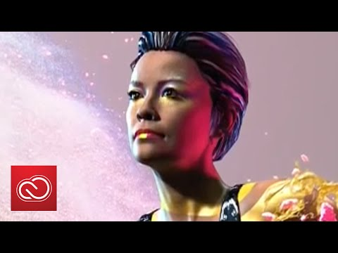 Photoshop: Use 3D Models to Create Realistic Photo Composites | Adobe Creative Cloud