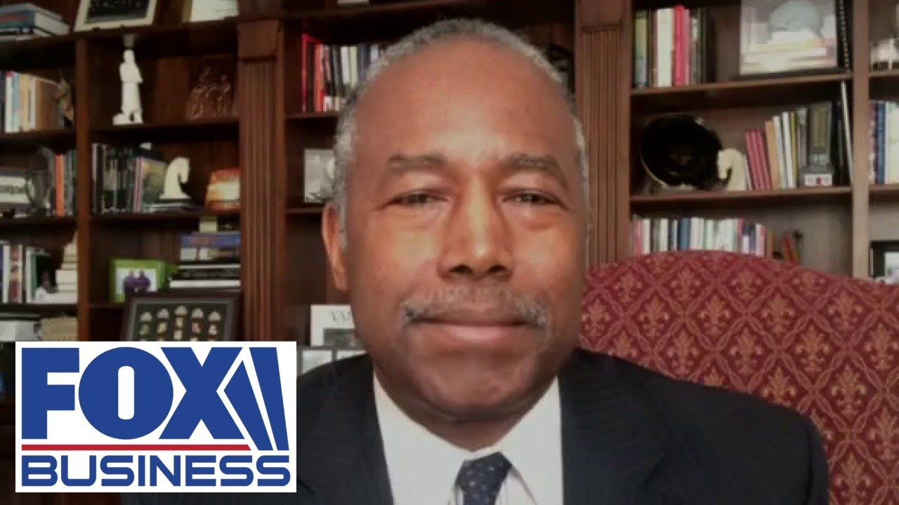 Ben Carson encourages America to fight back against critical race theory