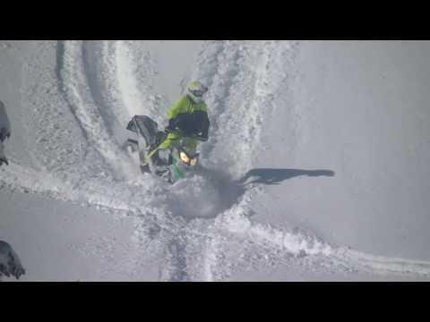snowmobiling fun at the g spot
