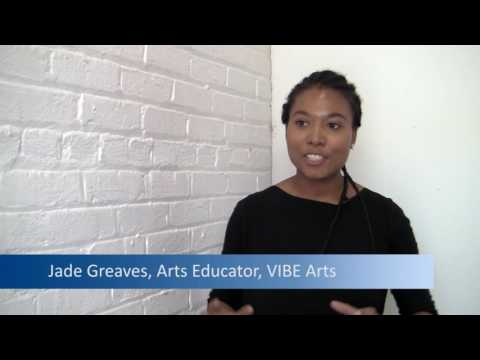 Propeller Project supporting VIBE Arts