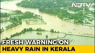 Kerala Rain: Number Of Dead Rises To 39, Rainfall To Increase Again