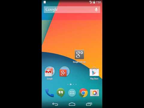 How to Group Android Applications into Folders