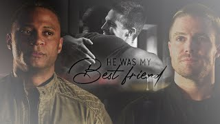 Oliver & Diggle   He was my best friend