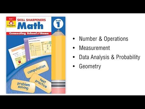 Skill Sharpeners: Math (Audio)