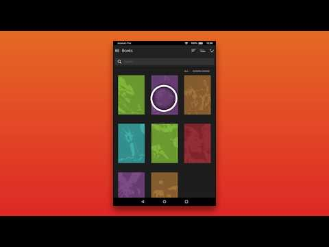 Amazon Fire Tablet: Troubleshooting