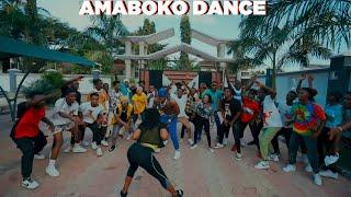 Amaboko Dance Video