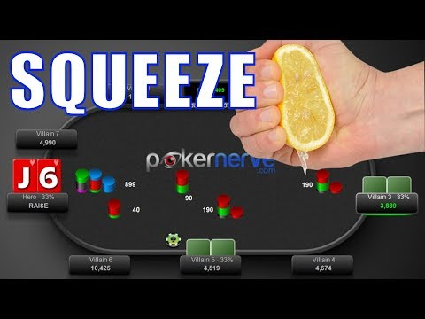 The Squeeze Play: Using The Poker Squeeze Play From The Big Blind