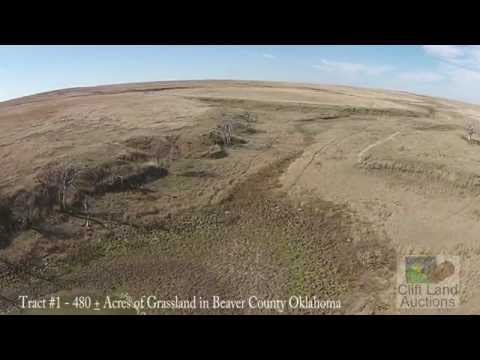 CLB - TX and OK Panhandle Land Auction Video
