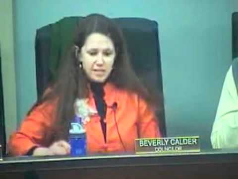 Councilor Calder's Standard for Business Related Fee.mp4 (See Notes under