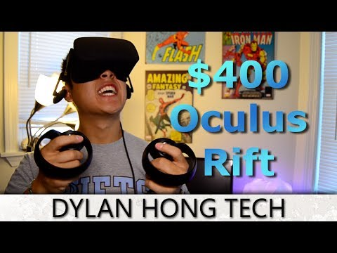 Is the Oculus Rift Worth $400? VR REVIEW