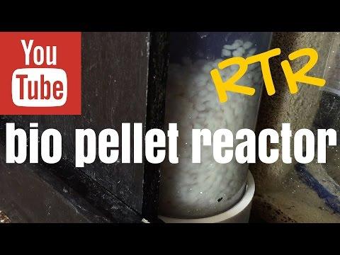 biopellet reactor : diy for saltwater aquarium nitrate removal