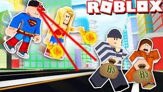 Jak Zostac Ben 10 W Roblox Roblox Superhero Tycoon Vito I Bella
