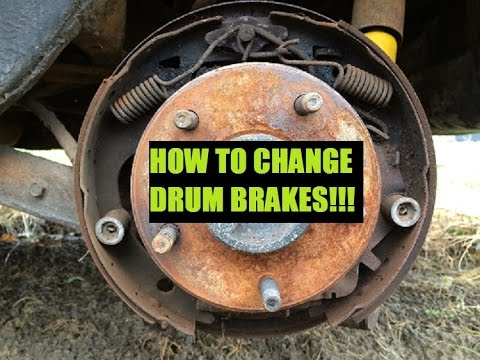 Classic GBody Garage How To Change Drum Brakes