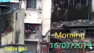 Building Collapse in Dongri