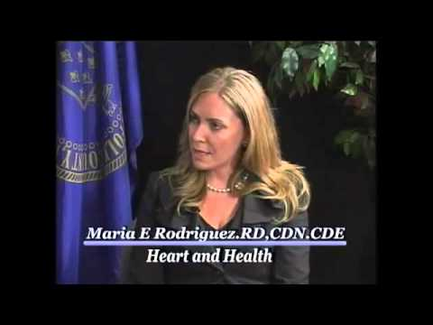 Heart and Health talks about Diabetes and living a healthy life style