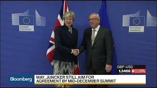 Brexit Deal Hit by Last-Minute Upset