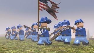 Download LEGO American Civil War Video
