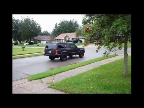 Plasti Dip Jeep Cherokee Matte Black