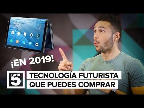 Estas tecnologías futuristas se pueden comprar en 2019