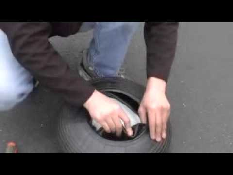 How To Change a Tube in a Tire - Marathon Industries How To Videos