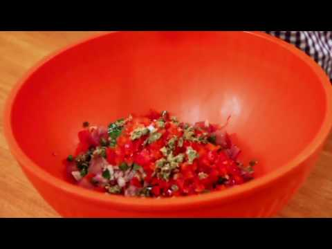 Jaime Isobe's Poke Ceviche