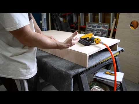 Cornhole Build Part 1