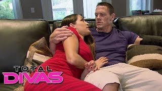 Nikki Bella gives John Cena home decorating advice: Total Divas, December 1, 2013