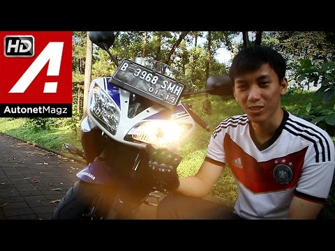 Review Yamaha R15 Indonesia by AutonetMagz - Part 1
