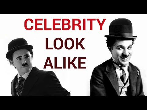 Find Out with Which Celebrity You Look Alike