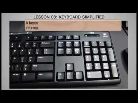 Keyboard Simplified - Learn All The Functions of Keyboard Keys in 3 mins