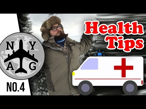 Travel Tips for Staying Healthy Abroad  - NYAG #4