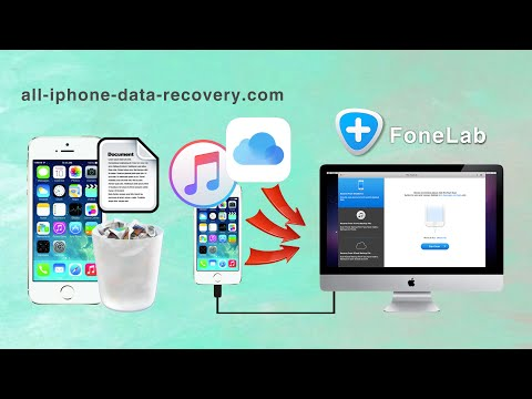 [FoneLab for iPhone 5S]: How to Recover App Document from iPhone 5S