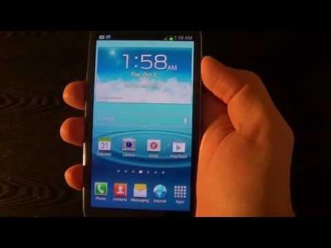 How to unlock Samsung Galaxy S3 ATT T Mobile Unlock Code Network Lock Key