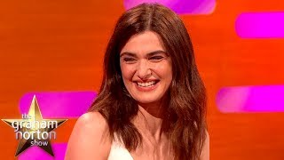 Rachel Weisz and her Frisky Horse Experience | The Graham Norton Show