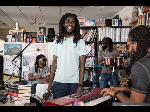 Chronixx: NPR Music Tiny Desk Concert