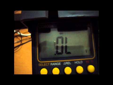 How to find Base, Emitter, Collector of a BJT transistor with Multimeter