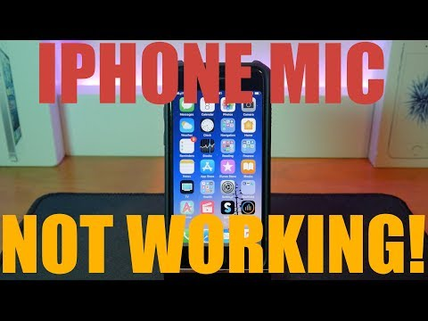 iOS 11.3.1 killed iPhone 7 Microphone | Part 1