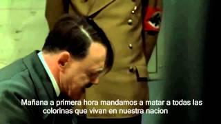 Hitler se entera de la Muerte de Ibrahim Pasha (Capacha)