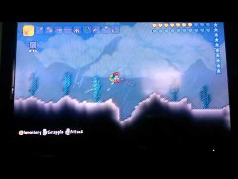 How to get fairy wings in Terraria 1.2.4