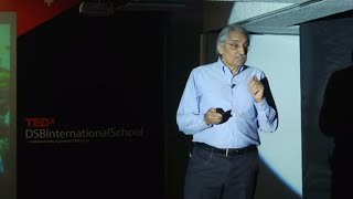 Seeking Sanctuary | Bittu Sahgal | TEDxDSBInternationalSchool