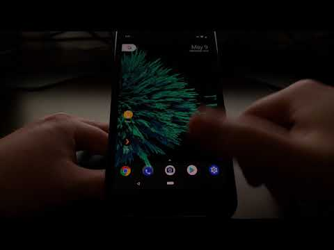 Android P | Enabling the Navigation Bar Gestures